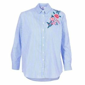 Betty London  HARIEM  women's Shirt in Blue