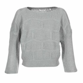 Naf Naf  MLOLITA  women's Sweater in Grey