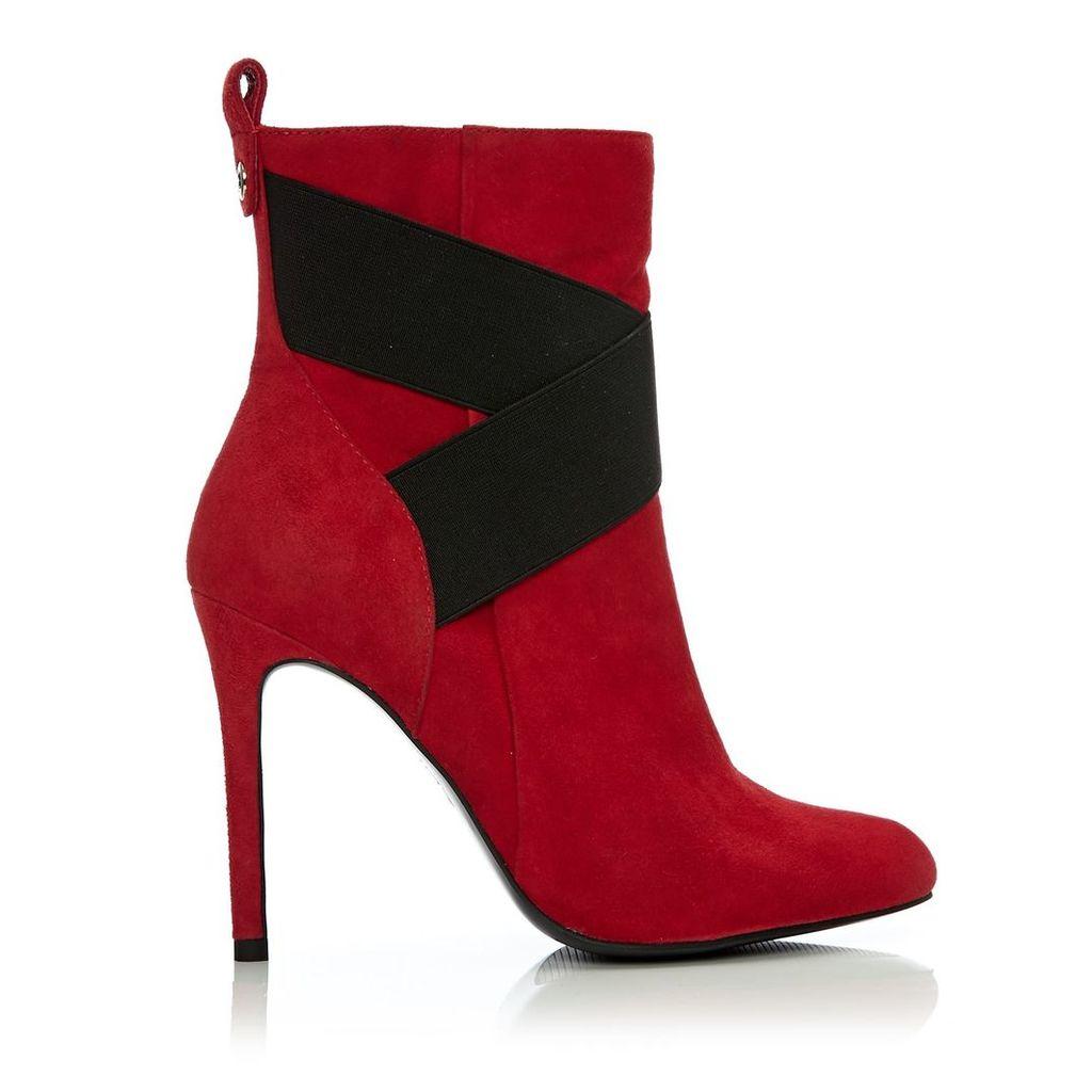 Moda in Pelle Matilde Red