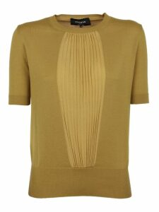 Rochas Short Sleeved Sweater
