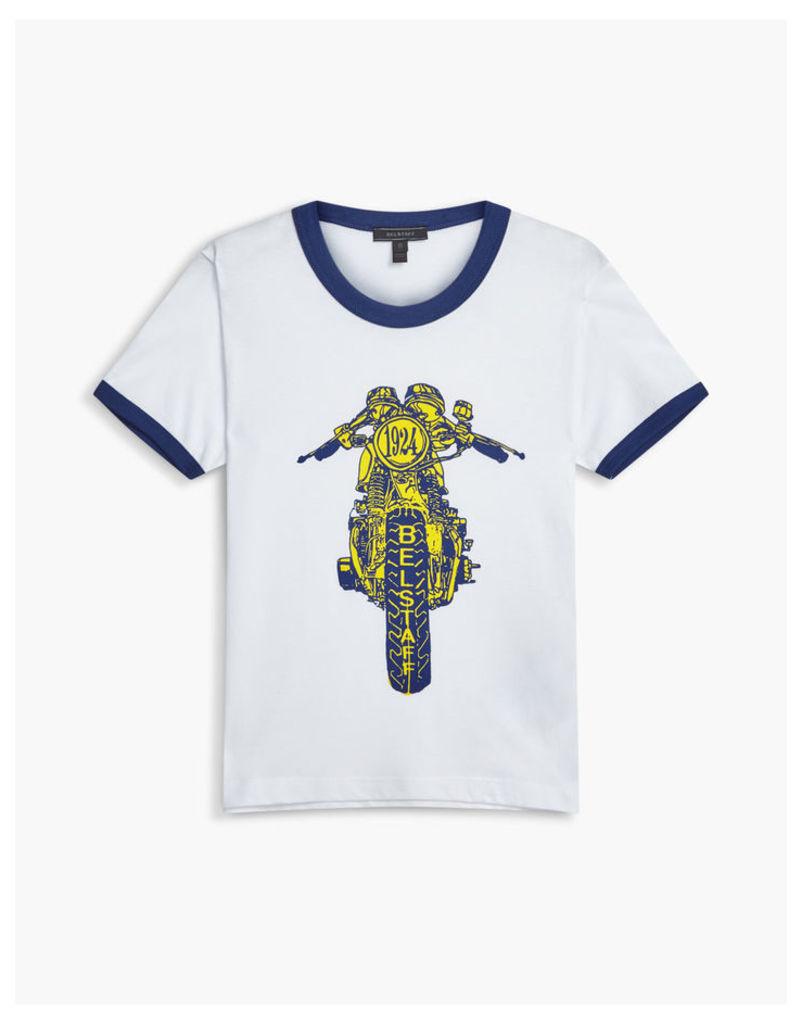 Belstaff Children's Reeves T-Shirt White Age