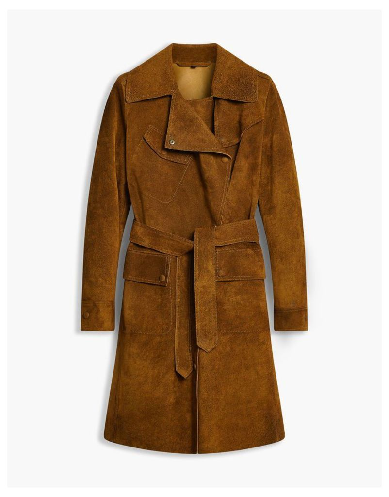 Belstaff Airdale Coat sepia