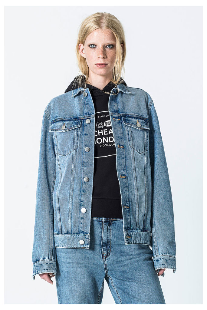 Staple 90's Blue Denim Jacket