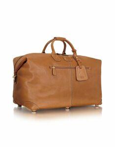Bric's Designer Travel Bags, Life Pelle- Hold-All Duffle