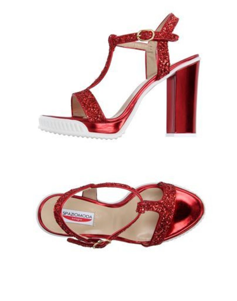 SPAZIOMODA FOOTWEAR Sandals Women on YOOX.COM