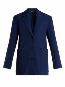 Kwaidan Editions - Torrance Single Breasted Jacket - Womens - Navy