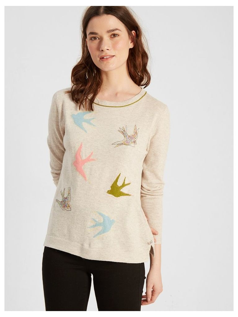 Spring Birds Jumper