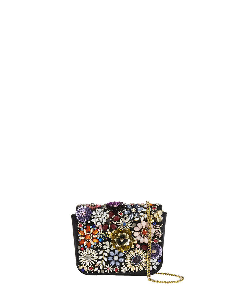 Chiara Embellished Cross Body Bag