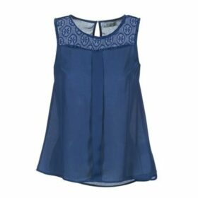 Casual Attitude  IHIZER  women's Blouse in Blue