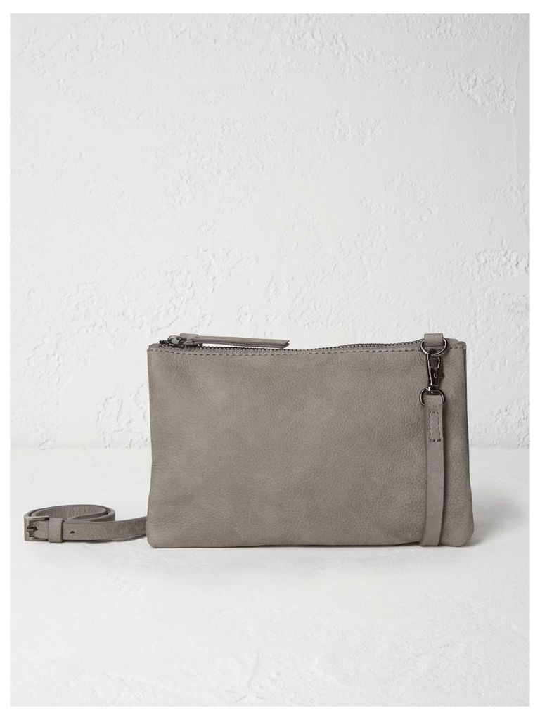 Small Cammy Nubuck Crossbody