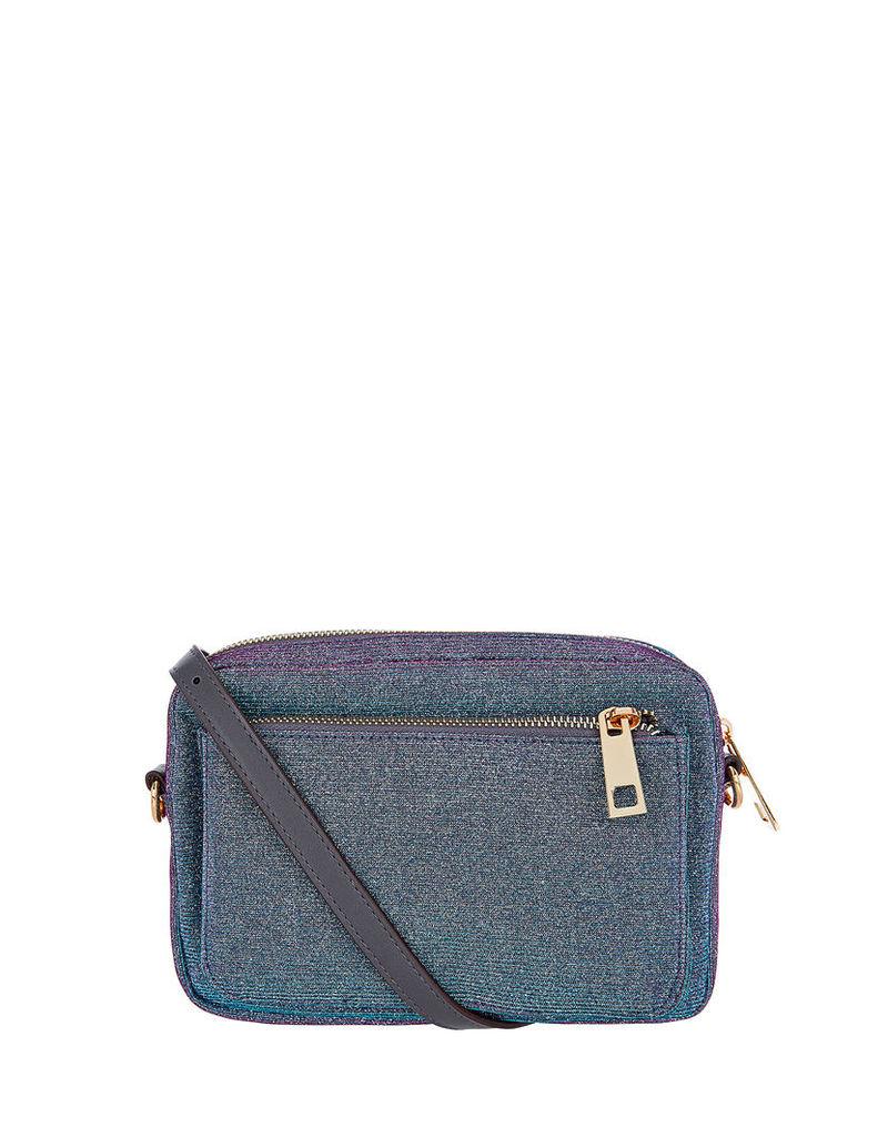 Randel Glitter Cross Body Bag
