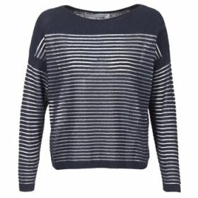 Casual Attitude  HAROU  women's Sweater in Blue