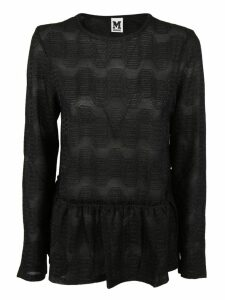 Missoni Skirted Top