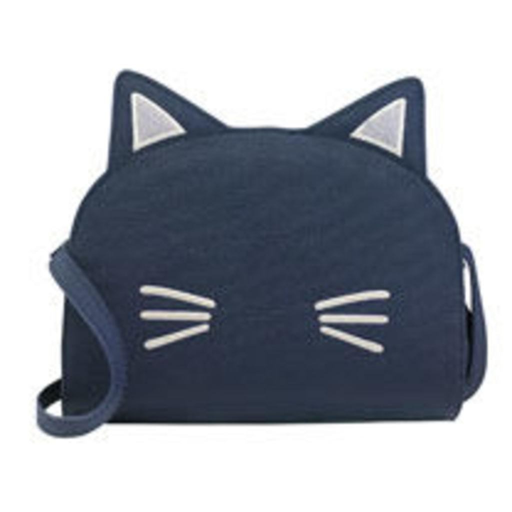 Crescent Cat Bag