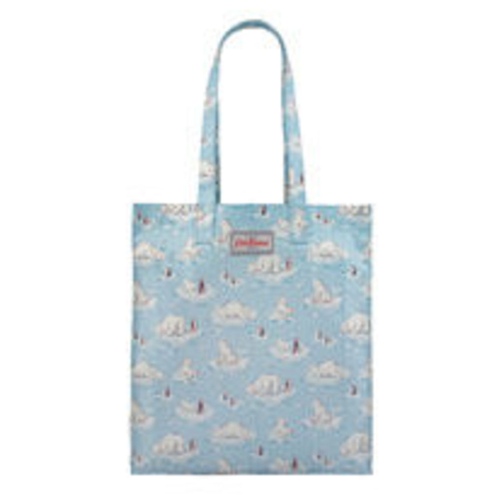Small Polar Bear Bookbag with Gusset