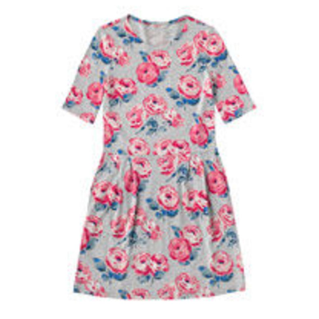 Beaumont Rose Cotton Jersey Dress