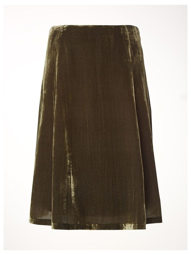 Anastasia Velvet Crush Skirt