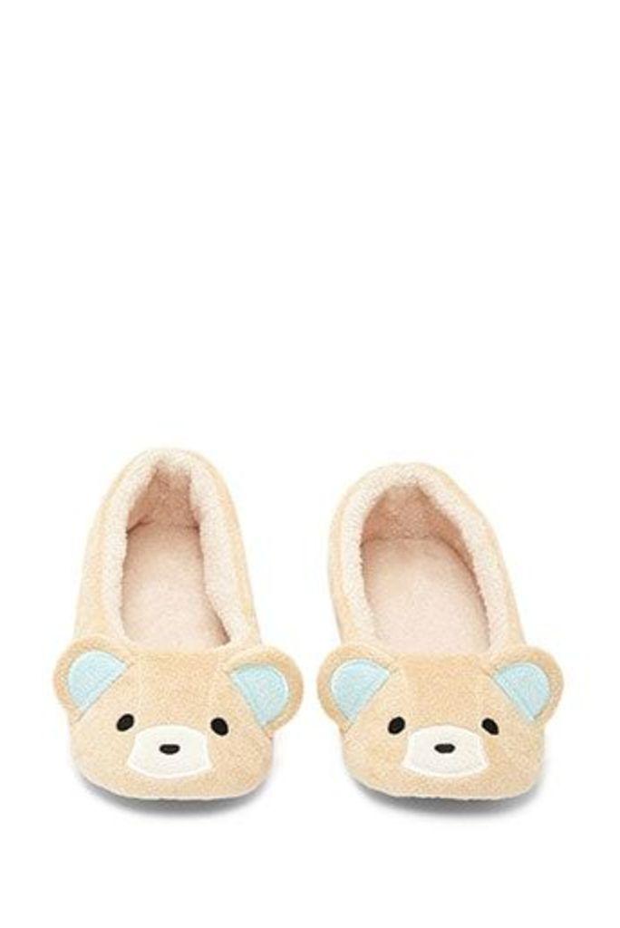 Bear House Slippers