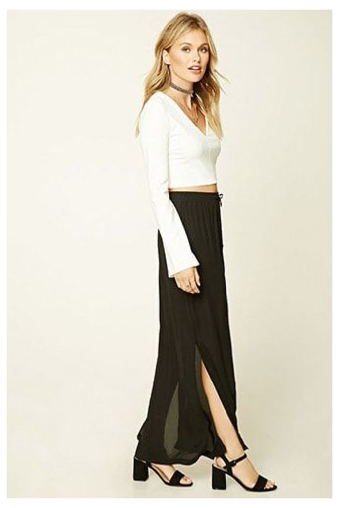 Contemporary Drawstring Skirt