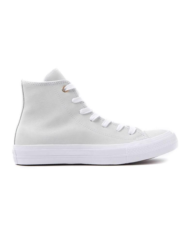 White Converse 555955c Chuck Ii High Top  White