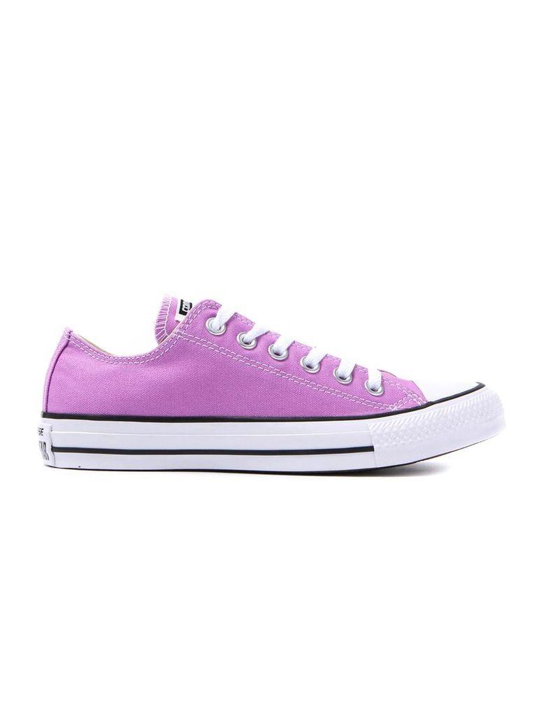 Pink Converse 155576c All Star Ox  Fuchsia