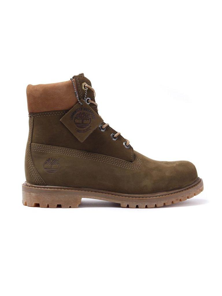 Timberland 6 Inch Premium Boot  Womens  Dark