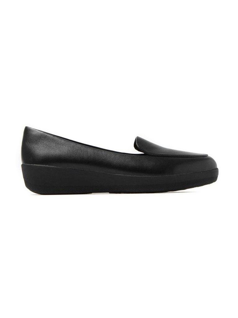 Black Fitflop C94090 Sneakerloafer  Black