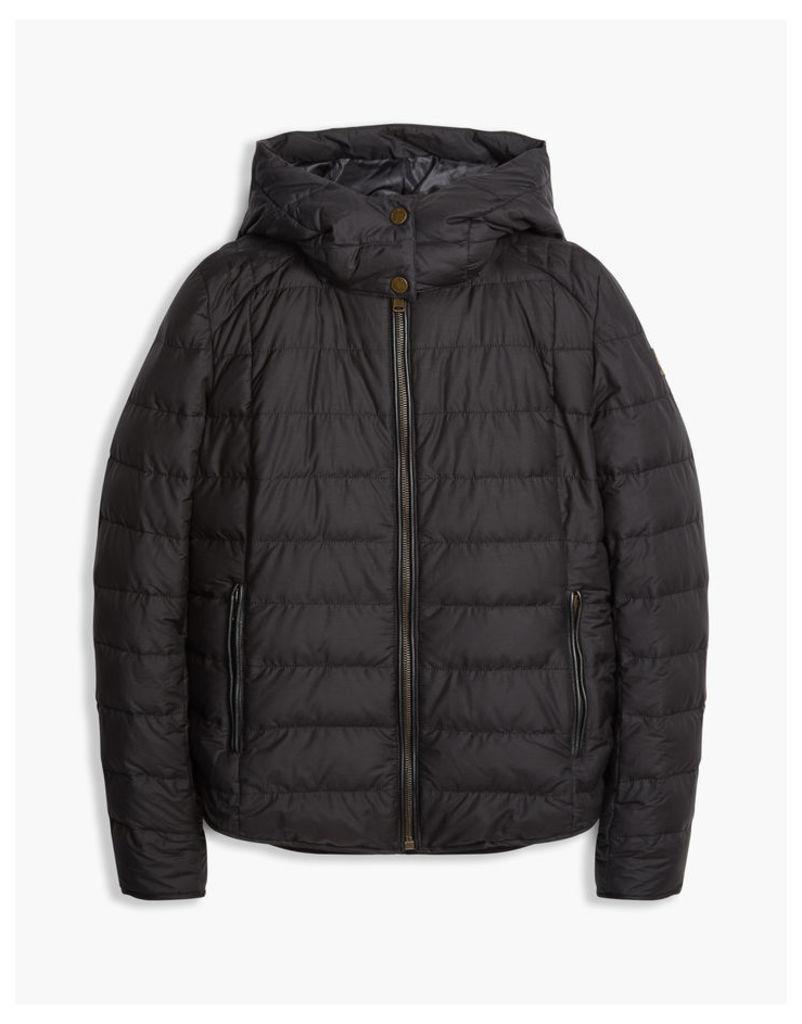 Belstaff Avedon Down Jacket Black