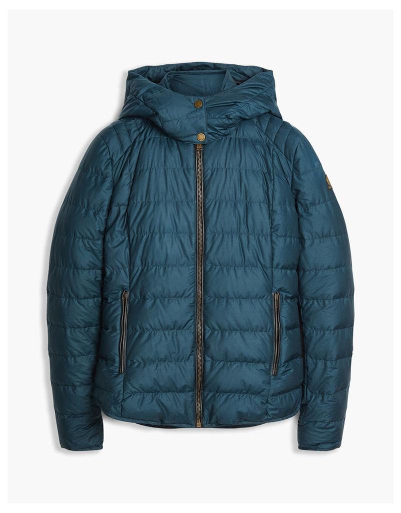 Belstaff Avedon Down Jacket Blue