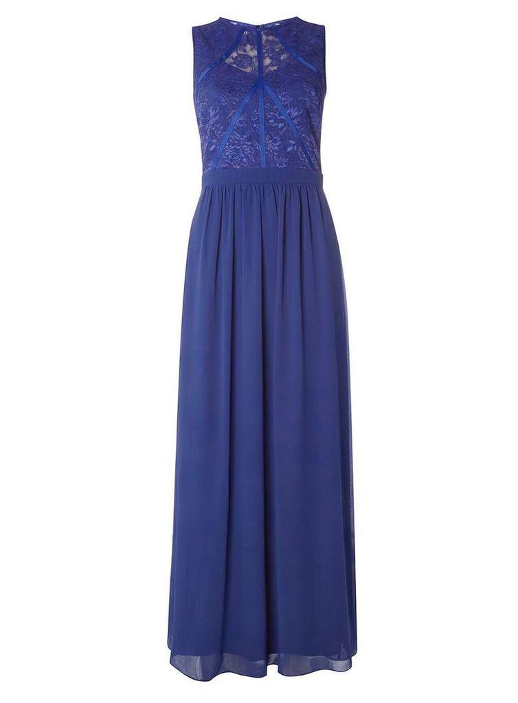 Womens **Showcase Cobalt Eva Maxi Dress- Cobalt