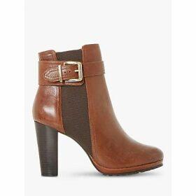 Dune Orine Block Heeled Ankle Boots