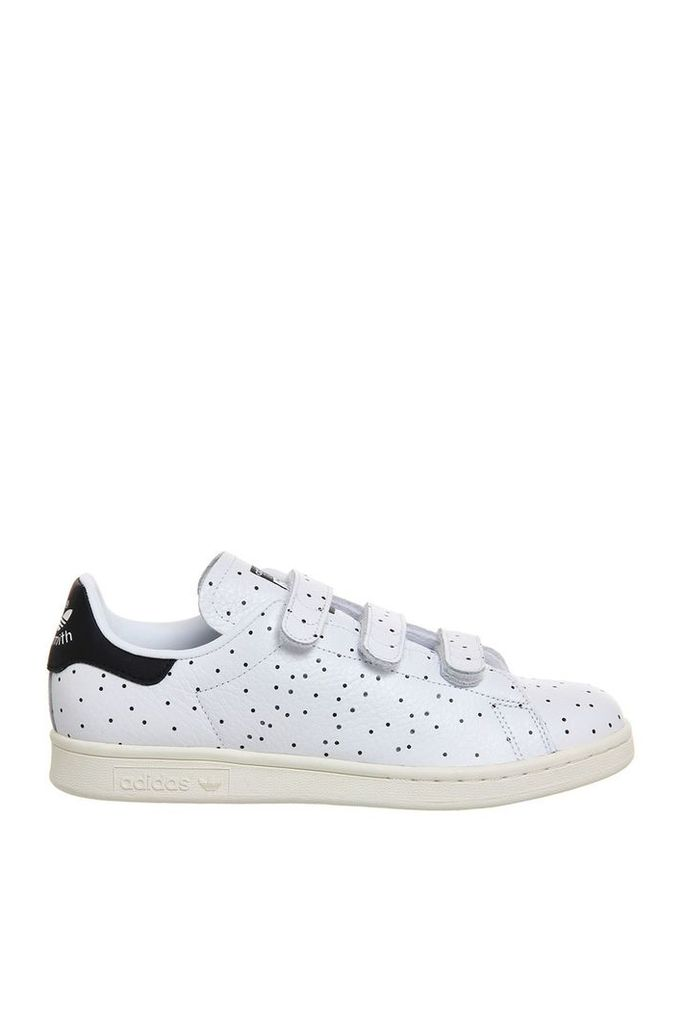 Womens **Stan Smith CF Trainers by adidas supplied by Office - Black, Black