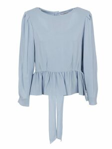 Balenciaga Flared Blouse