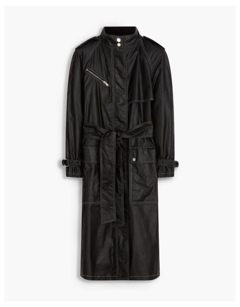 Belstaff Calderwood Coat Black