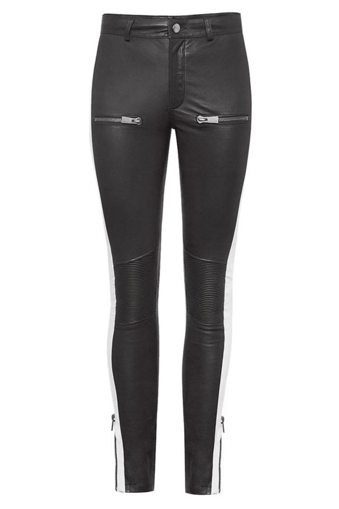 Ryder Leather Pants