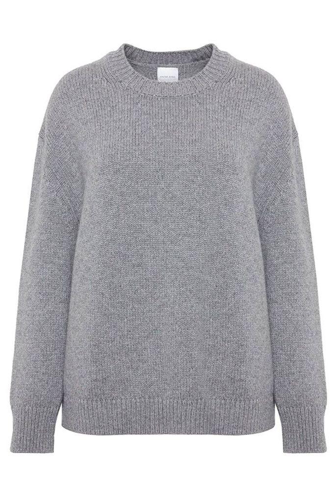 Rosie Cashmere Knit Grey