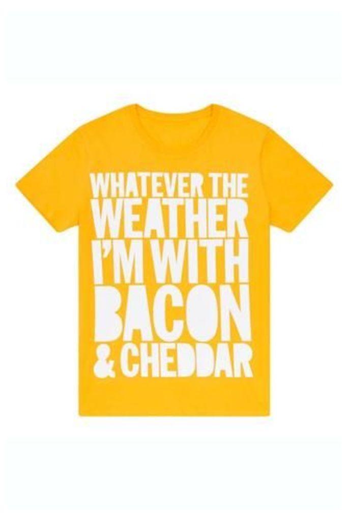 HOH X Walkers 'Bacon & Cheddar' Tee