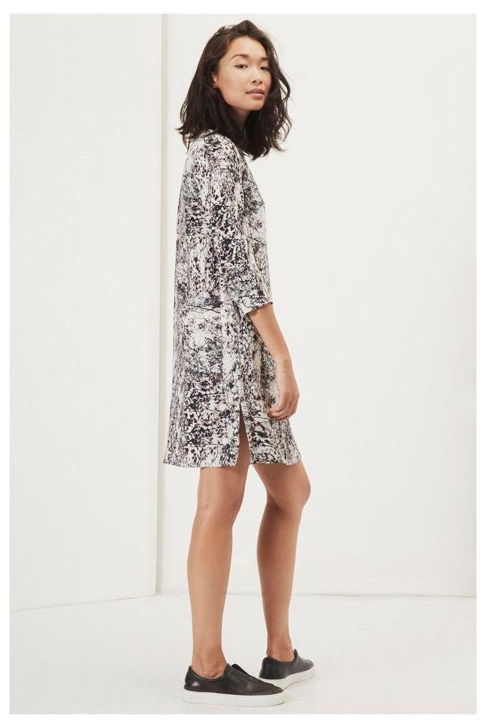 Brimstone Wood Midi Dress