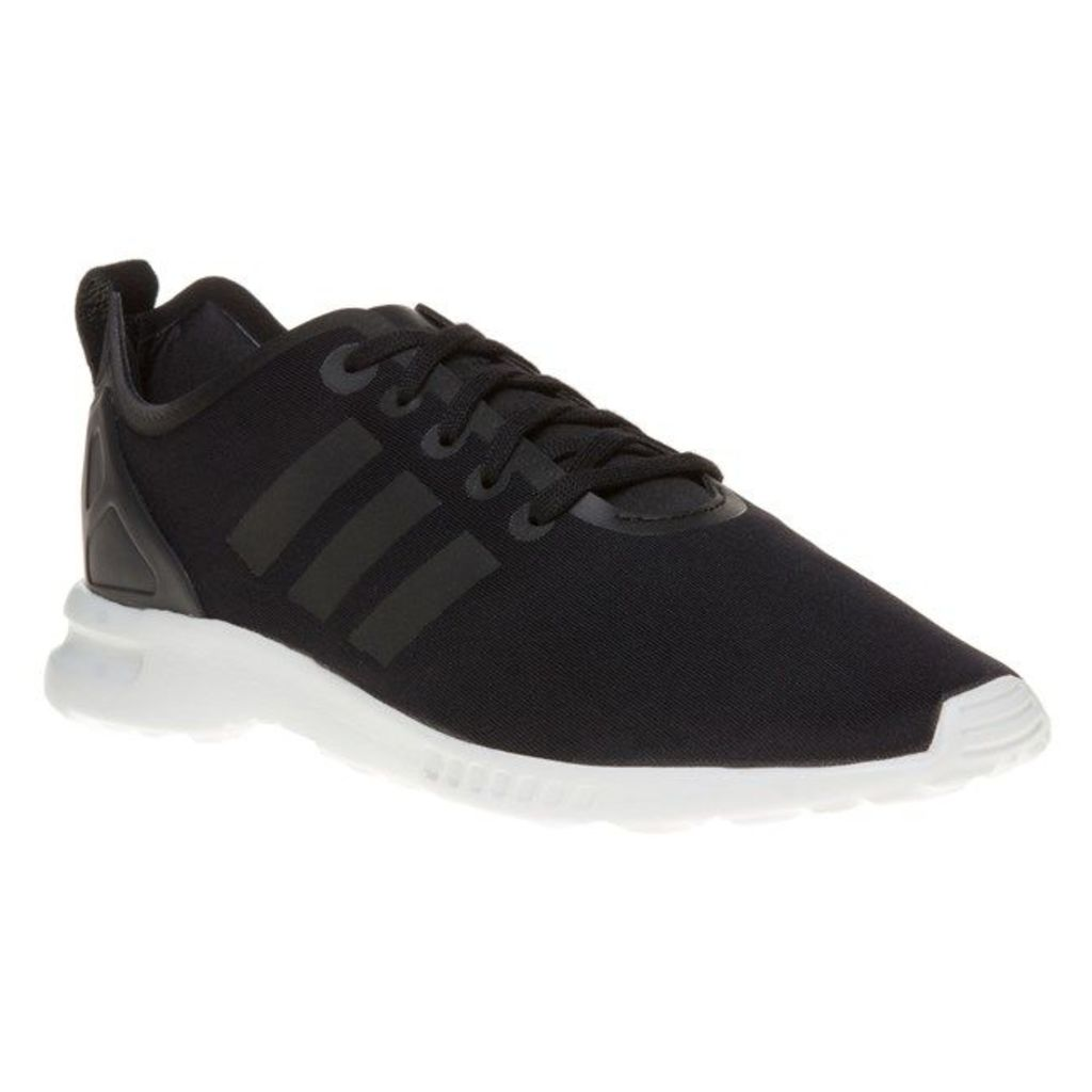 adidas Zx Flux Adv Smooth Trainers, Core Black