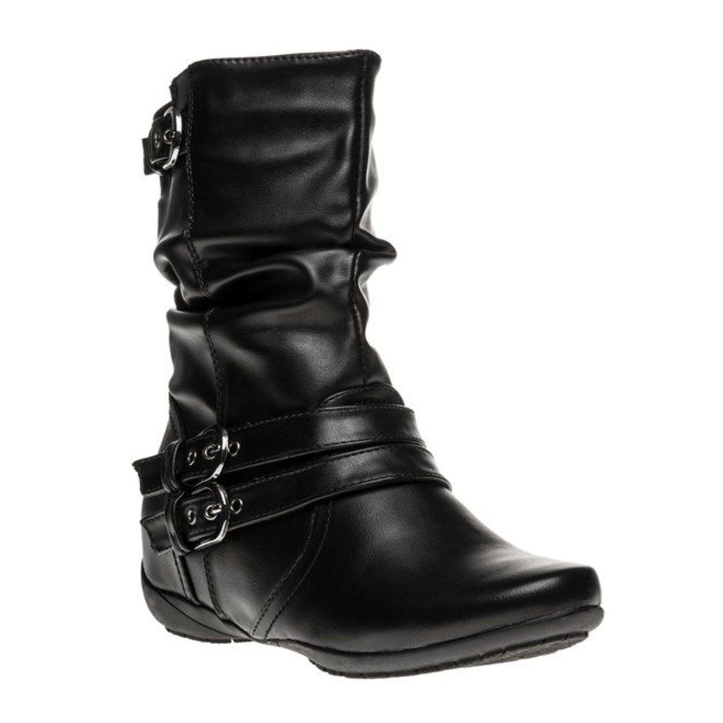 SOLESISTER Glove Boots, Black