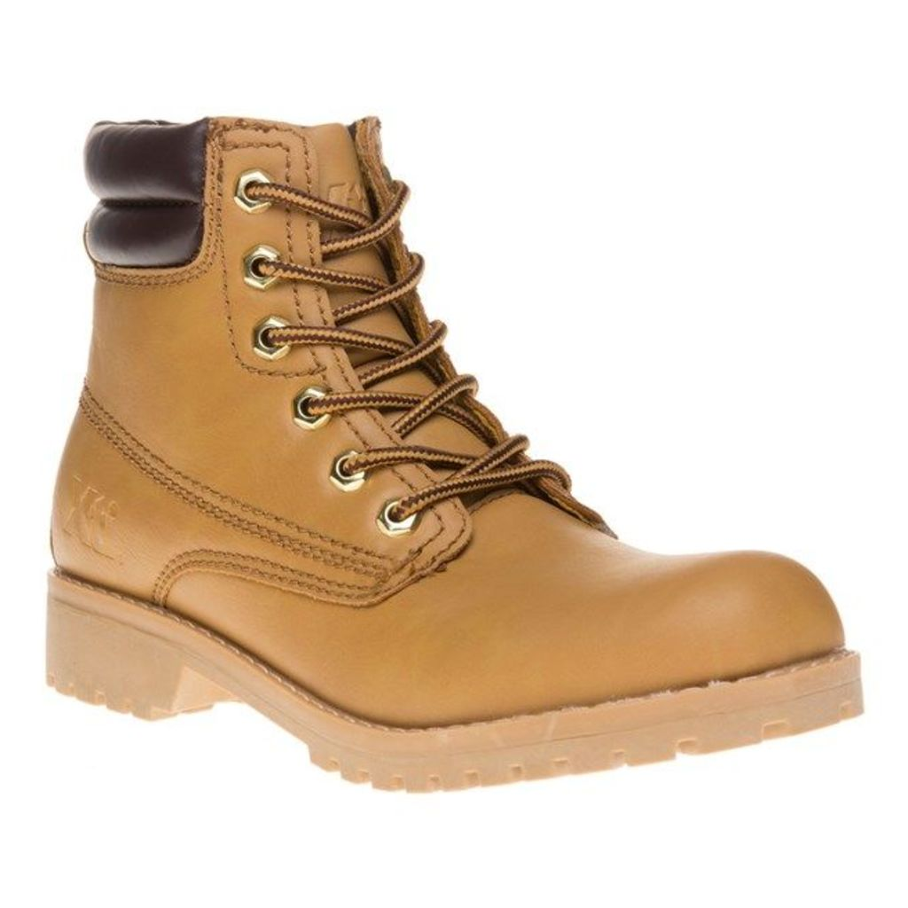 XTI 62200 Boots, Camel/Brown