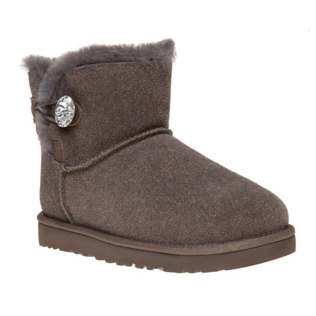 UGG® Australia Mini Bling Serein Boots, Stormy Grey