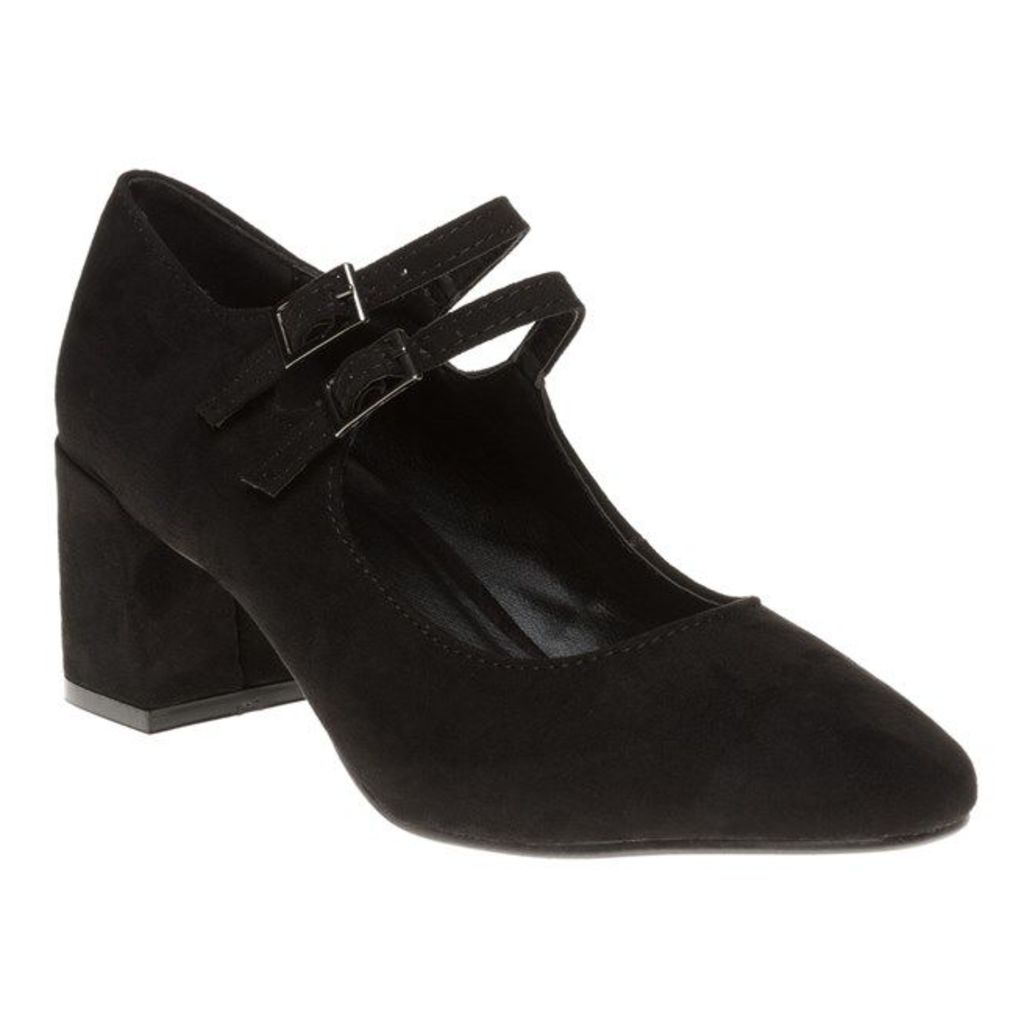 SOLESISTER Jolly Shoes, Black