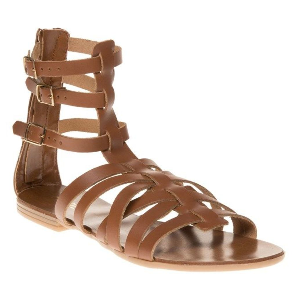 SOLE Frances Sandals, Tan