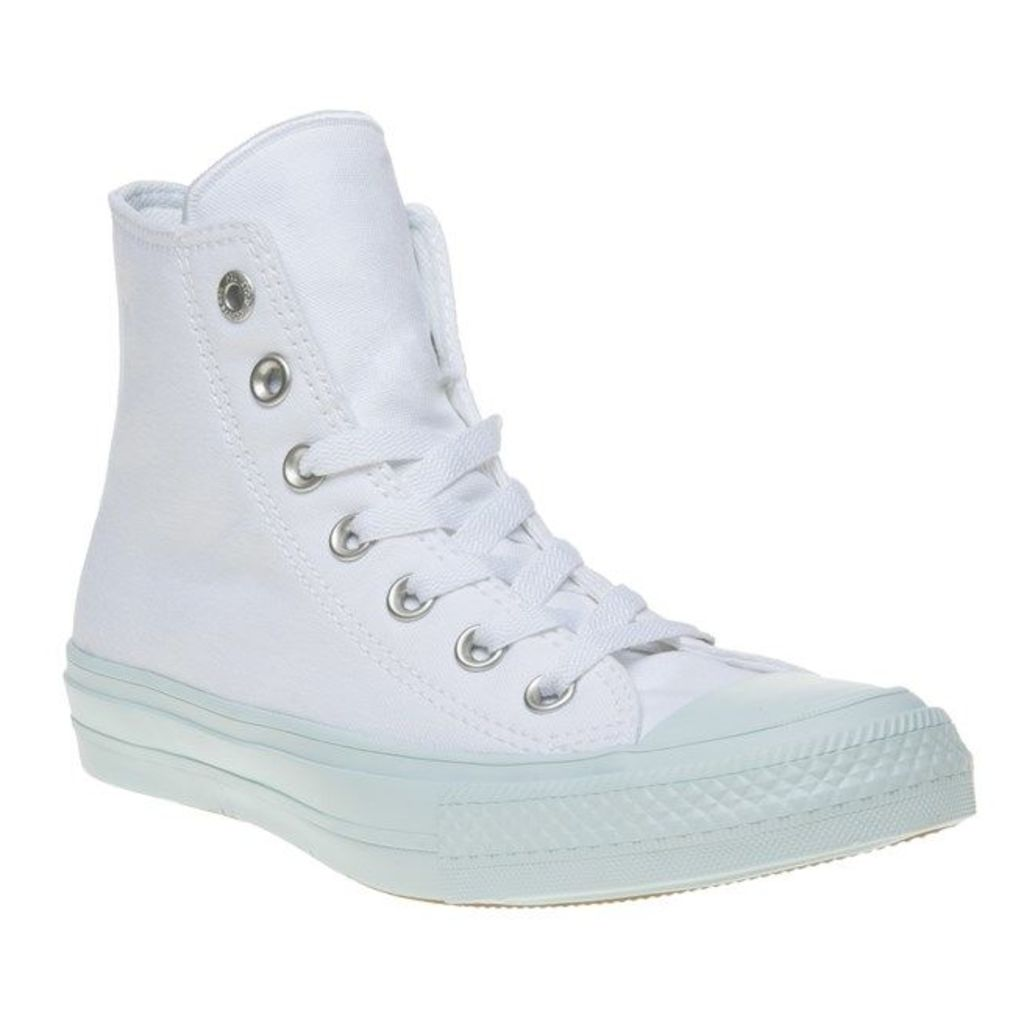 Converse Chuck Taylor All Star II High Trainers, White/Fiberglass
