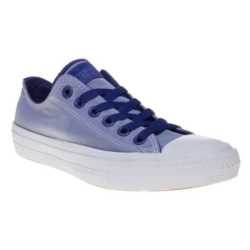 Converse Chuck Taylor All Star II Low Trainers, True Indigo