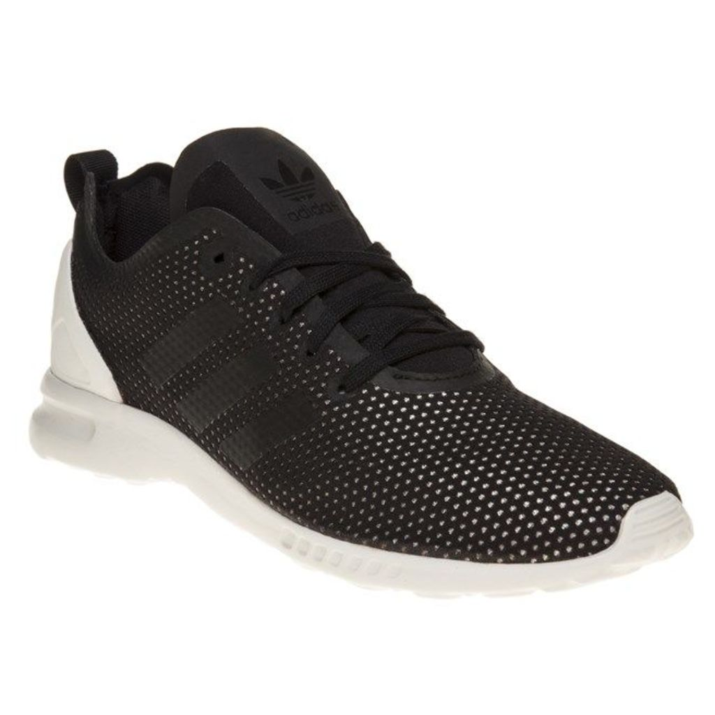 adidas Zx Flux Adv Smooth Trainers, Black
