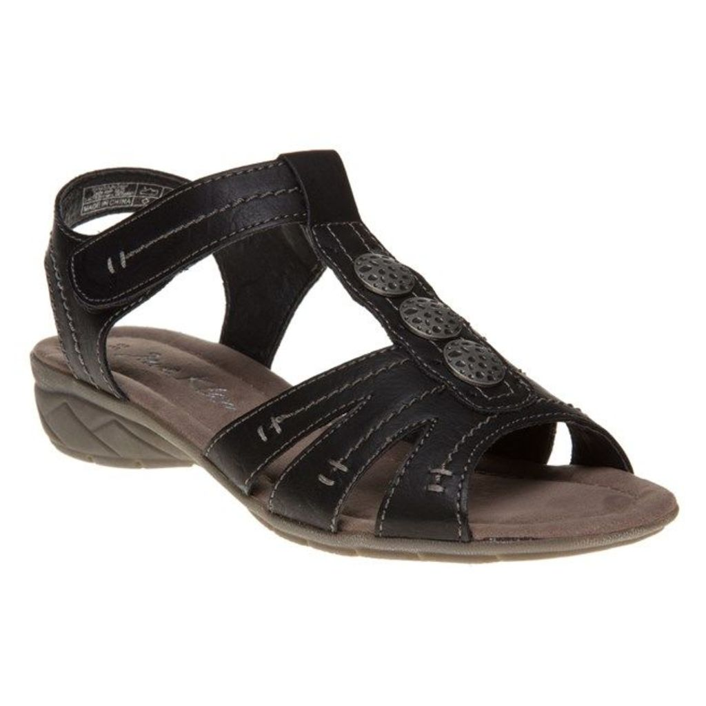 Jane Klain 81288 Sandals, Black