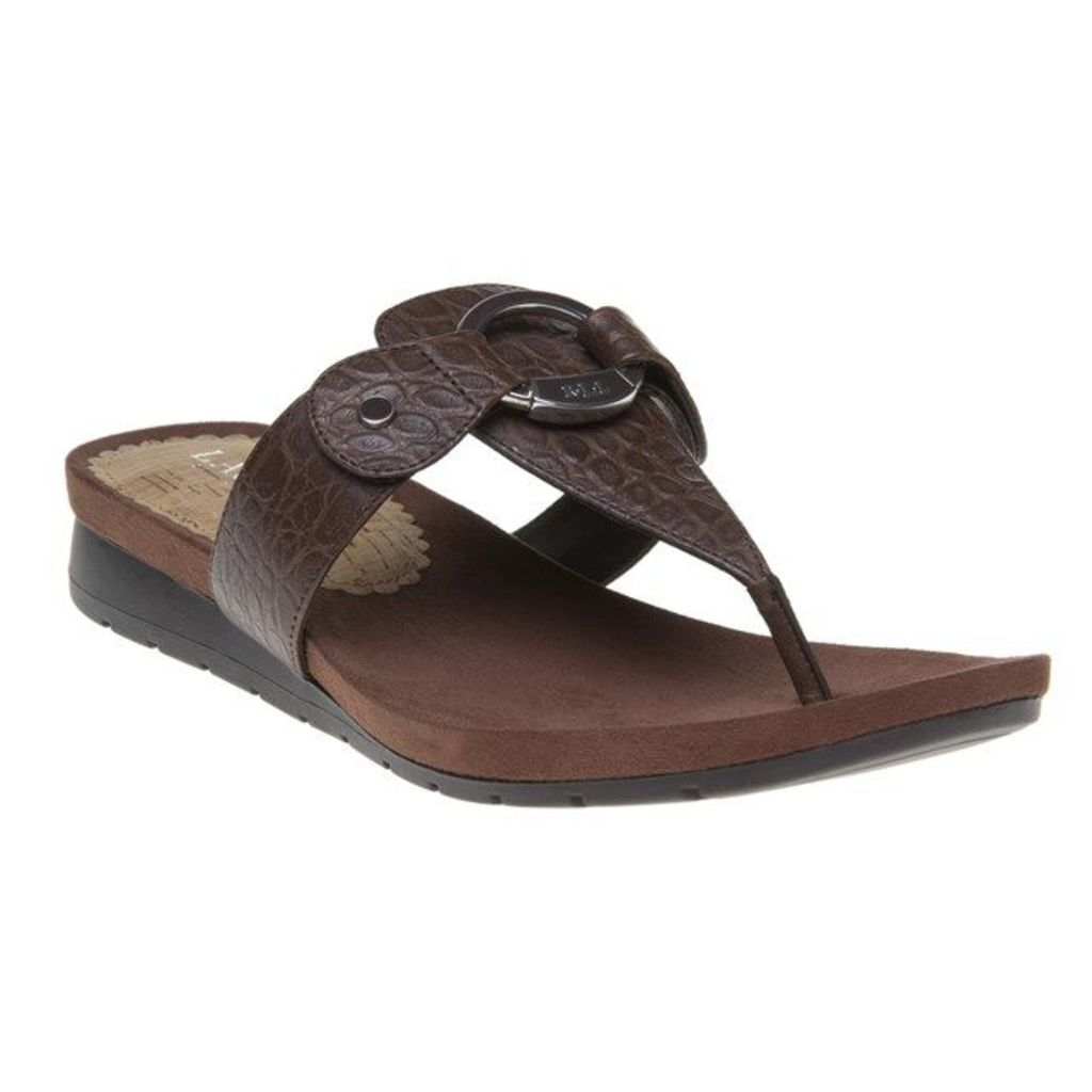 Lauren By Ralph Lauren Laurence Sandals, Brown