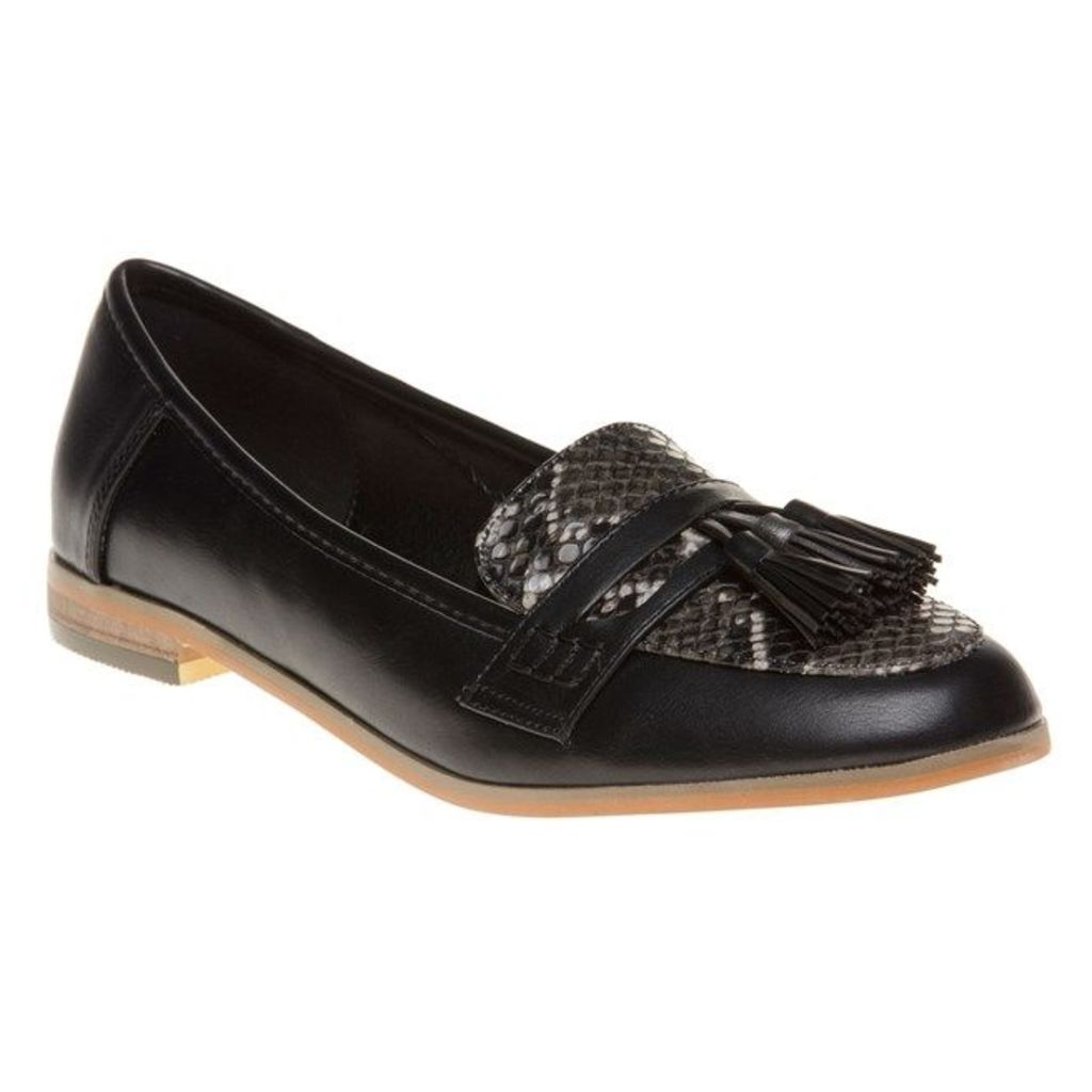 Dolcis Tully Shoes, Black